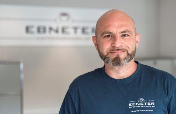 Ebneter Kaffeemaschinen AG - Stelvio Calcinotto