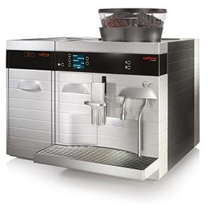 Alpha - Kaffee/Heisswasser/Milch