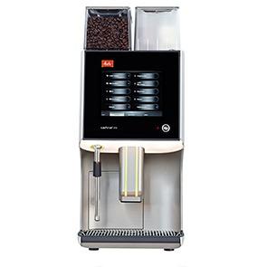 XT6 - Kaffee/Heisswasser/Schoko/Milch