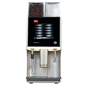 XT6 - Kaffee/Heisswasser/Schoko/Milch/Dampf