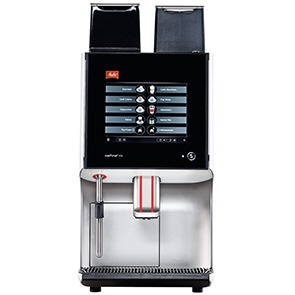 XT8 - Kaffee/Heisswasser/Schoko/Milch