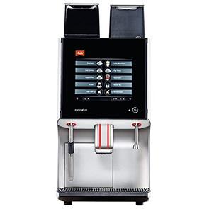 XT8 - Kaffee/sep. Heisswasser/Schoko/Milch/Dampf